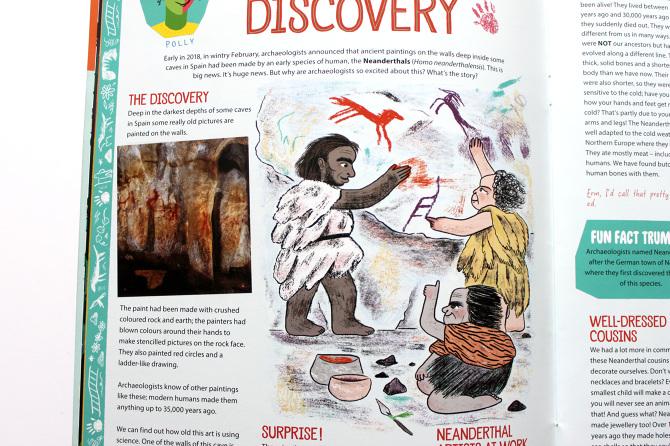 M Madriz - Neanderthals