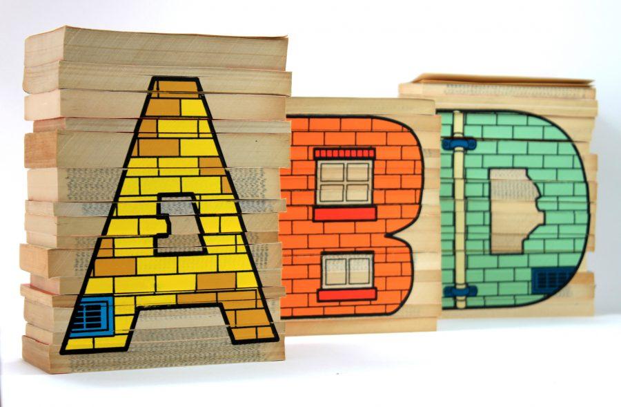 Alphaville Letter Design