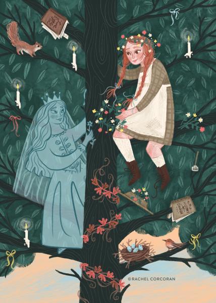 Anne & Princess Cordelia