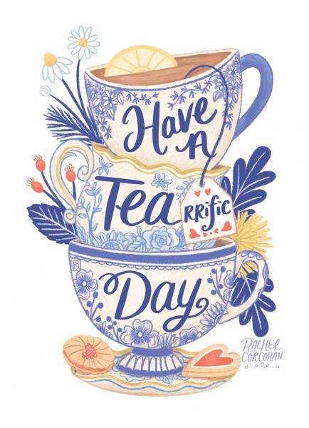 Tea-rrific Day