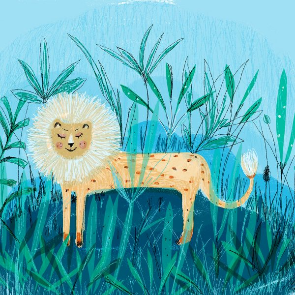 Susse_Linton_Susse_Collection_AOI_Lion