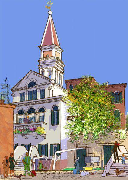 Venice Bin Men