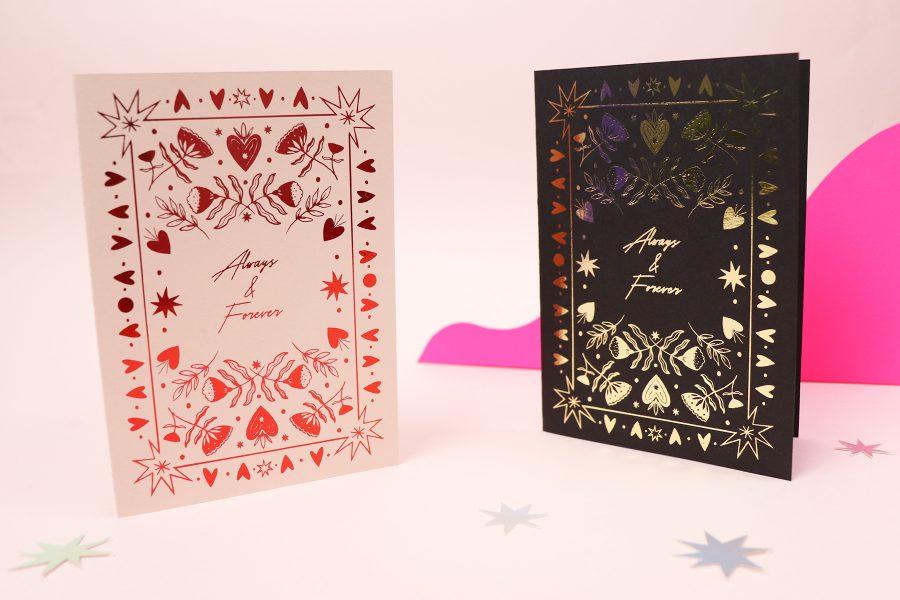 Always & Forever cards