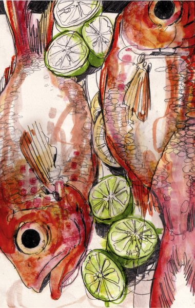 Red Snapper / The Times Magazine