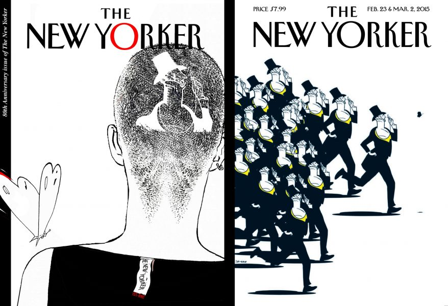 80th-90th Anniversary New Yorker