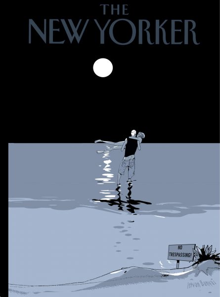 Summer Cover / New Yorker
