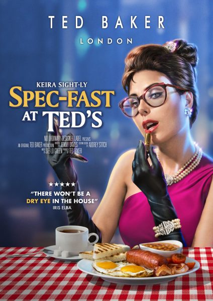 Spec-Fast at Ted's / Ted Baker