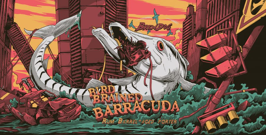 Bird Brained Barracuda / BrewDog