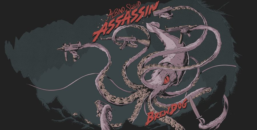 Albino Squid Assassin