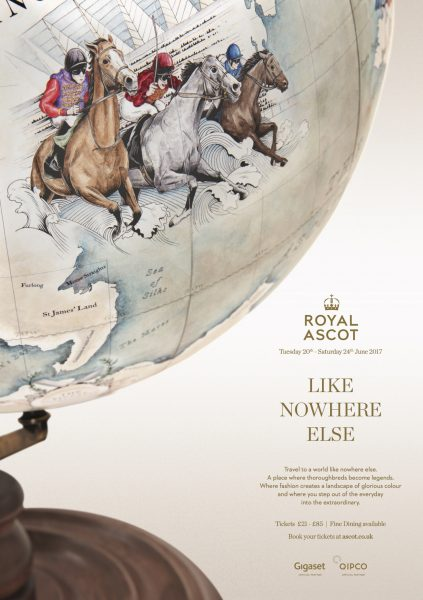 A World Like Nowhere Else / Royal Ascot 2017