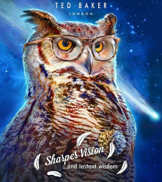 Sharper Vision / Ted Baker