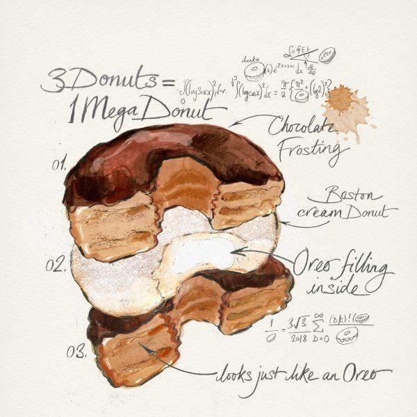 Mega Donut