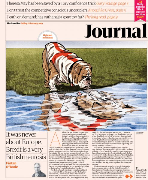 The Guardian 18.01.2019