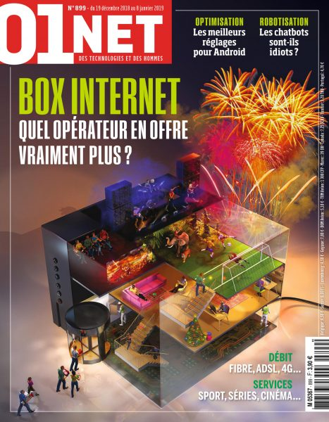 Box Internet / 01Net