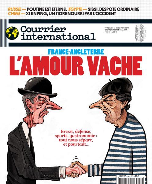 Cover / L'amour Vache