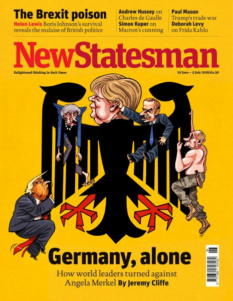 Cover 29th / New Statesman
