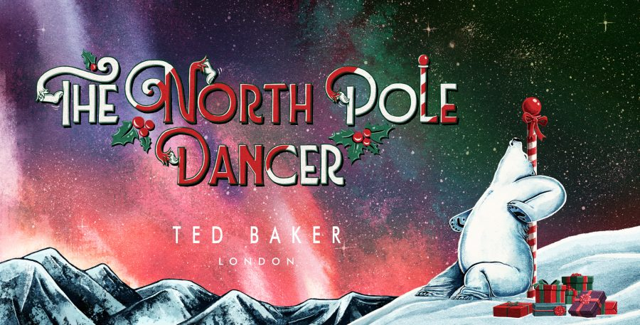 North Pole Dancer / Ted Baker