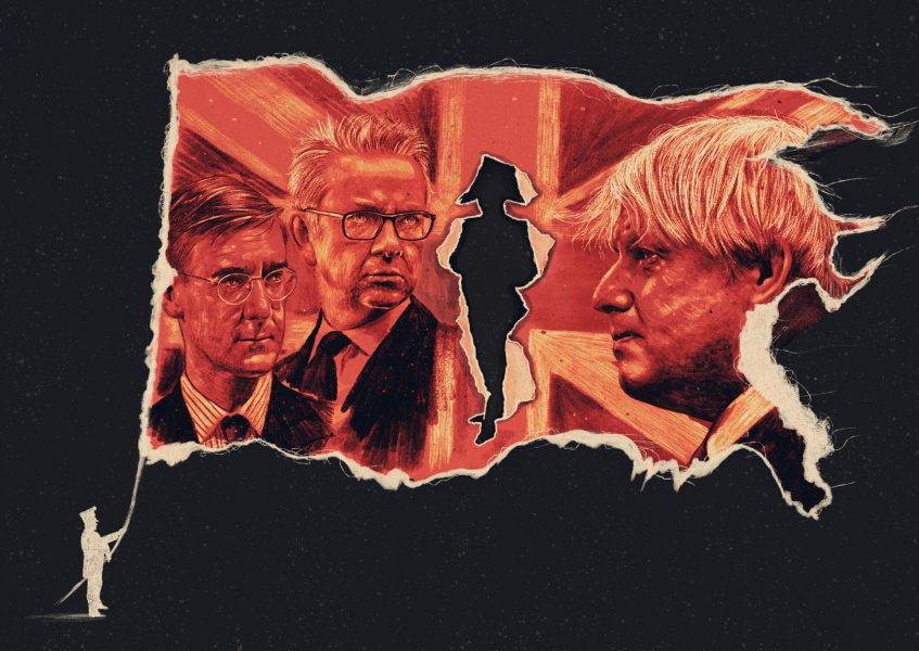 Brexit is Missing it's Napoleon / Politico Europe