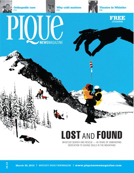 Lost and Found / PIQUE