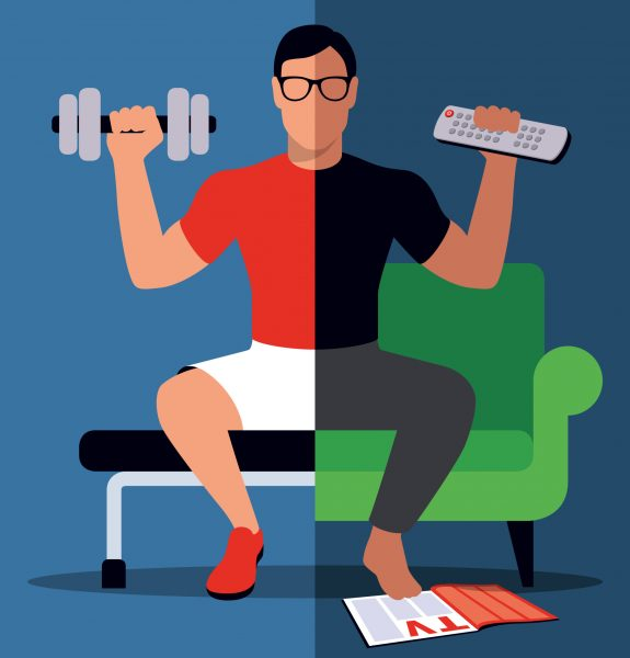 Exercise Paradox / New Scientist