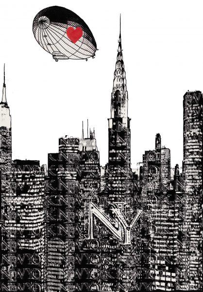 Only NY Print