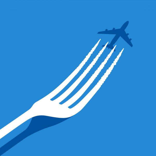 Aiport Food / Washington Post
