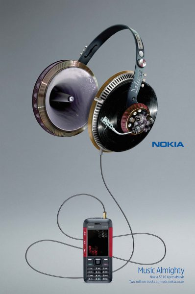 Nokia Music Almighty Headphones