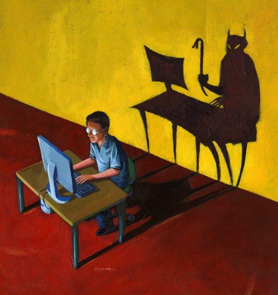 Dark Web Identity Theft Backbone Magazine