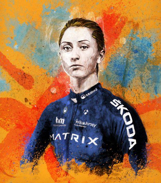 Revolution Magazine Cyclist Portraits