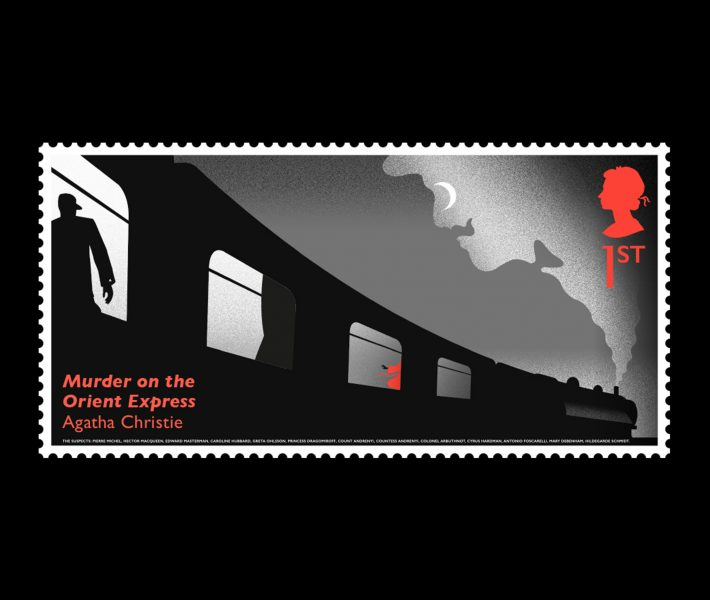 Murder on the Orient Express / Royal Mail