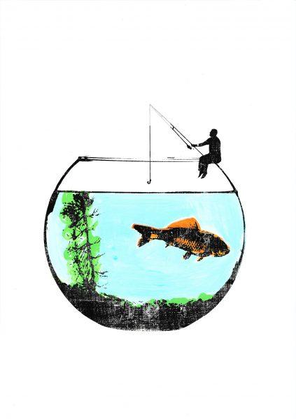 Gone Fishing / Roomzzz