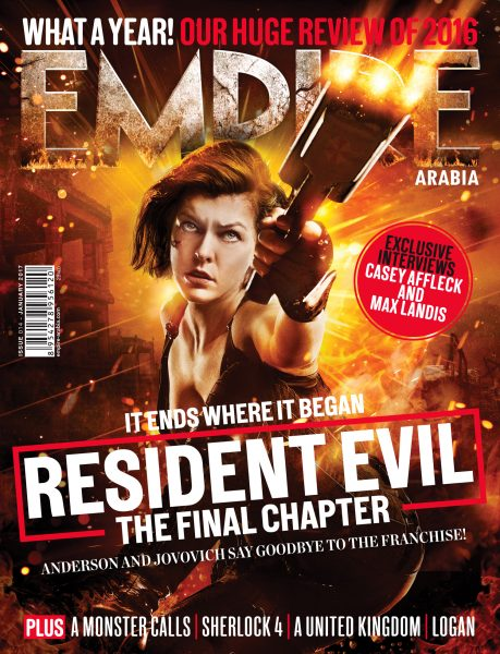 Resident Evil / Empire Magazine
