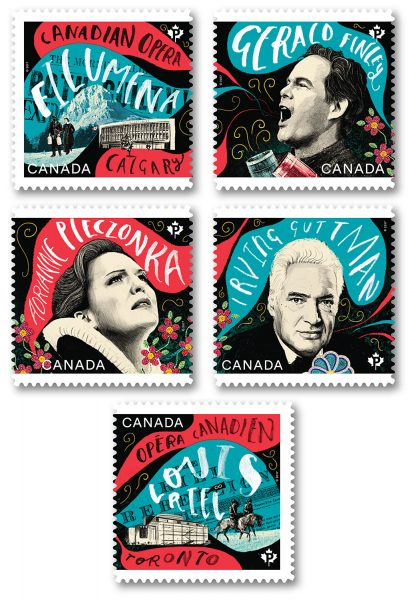 Canadian Opera / Canada Post