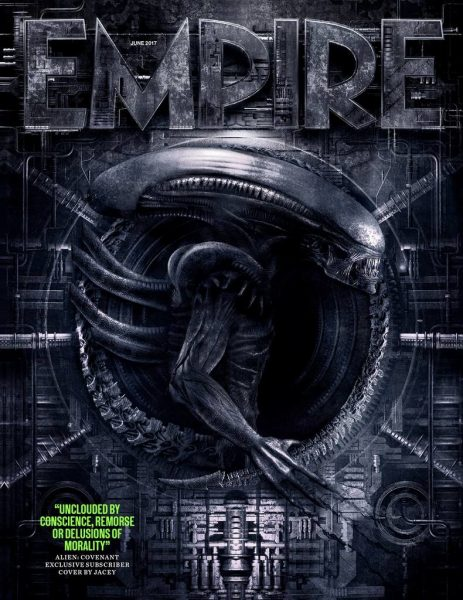Alien Covenant / Empire Magazine
