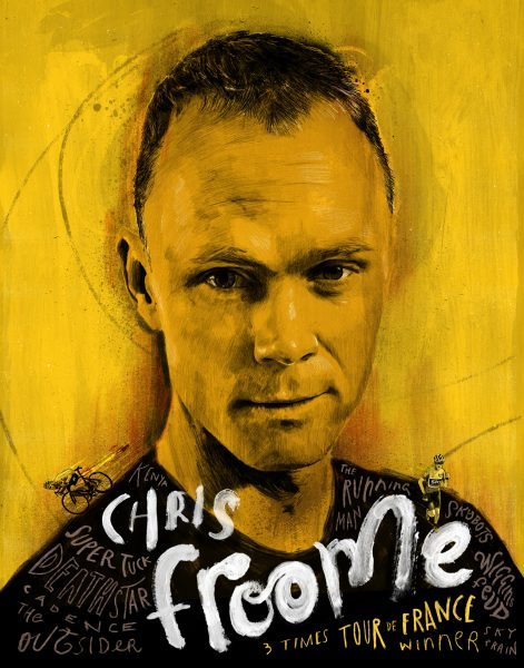 Chris Froome / Pro Cycling