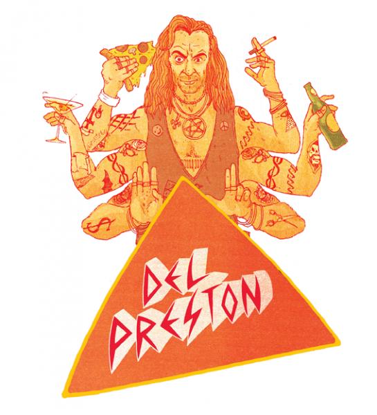 Del Preston