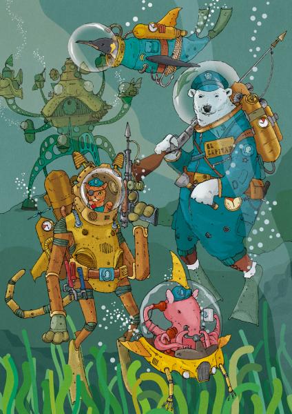 Das Octonoots
