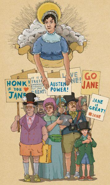 Jane Austen / The Telegraph