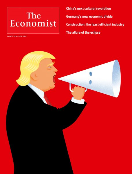 Trumps KKK / The Economist