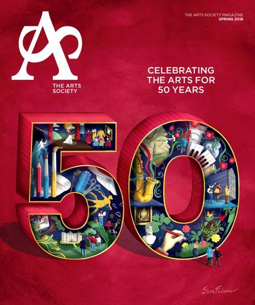 Arts Society Cover