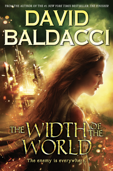 Width of the World / Scholastic Cover