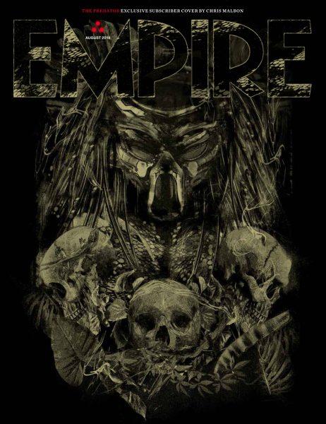 The Predator / Empire Magazine
