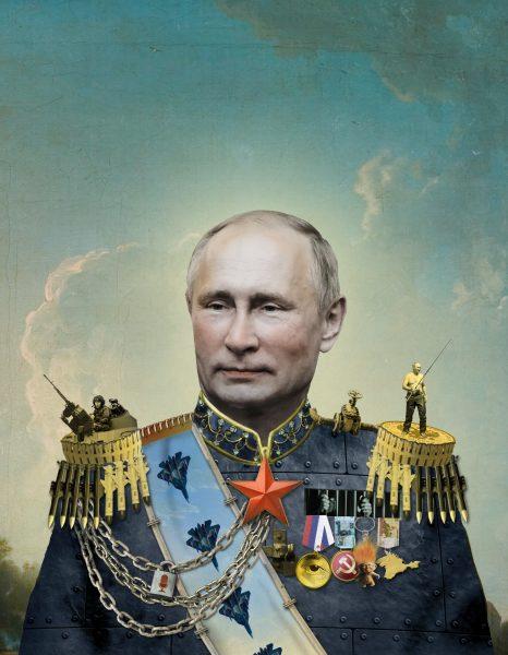 Tsar Putin / The Economist