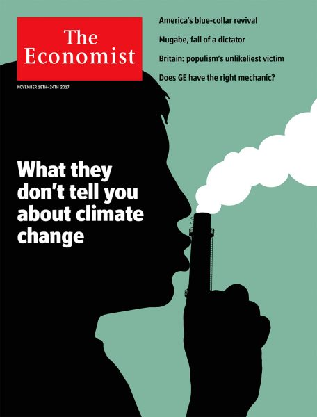 Climate Secret / The Economist
