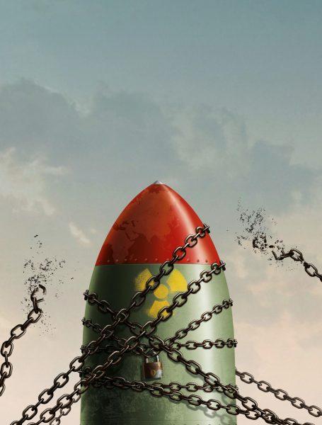 Disarmageddon / The Economist