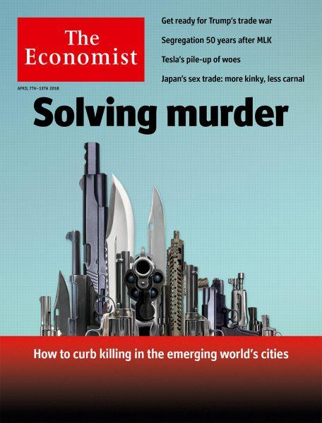 Solving Murder / The Economist