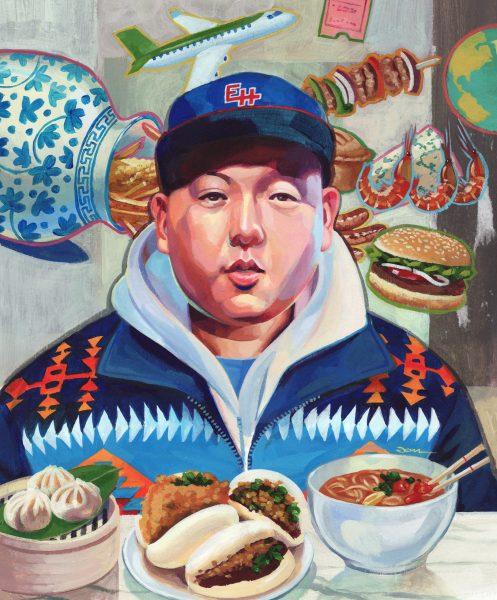 Eddie Huang / Bay Street Bull