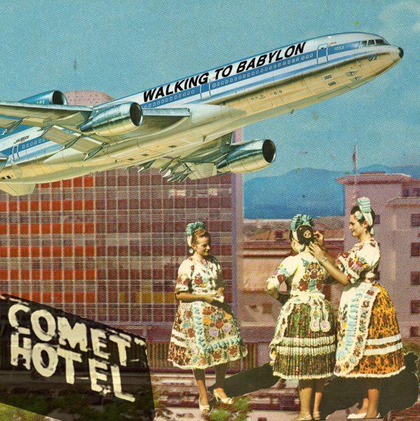 LP Cover / Comet Hotel