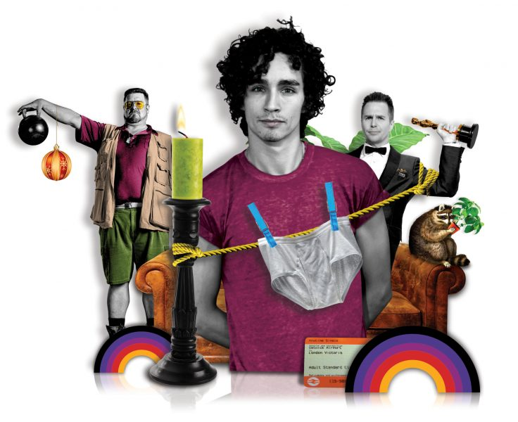 Robert Sheehan / Empire Magazine
