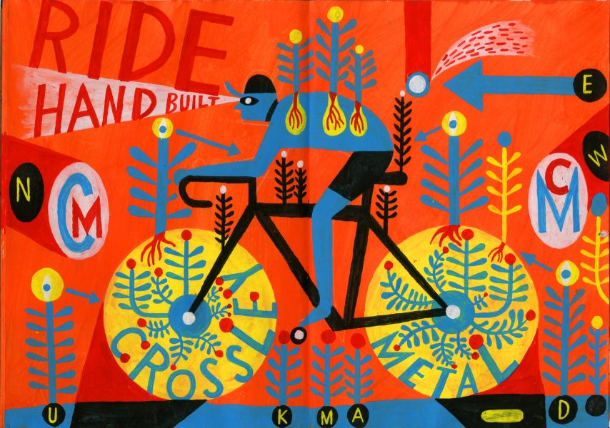 Cyclist Letters